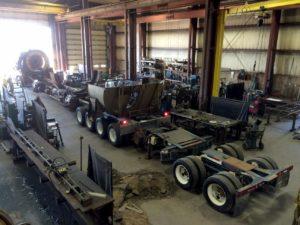 Equipment Rebuild
